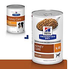 Hill's® Prescription Diet® k/d Kidney Care Dog Food - Lamb