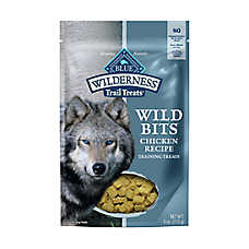 BLUE Wilderness® Trail Treats Grain Free Wild Bits Dog Treat