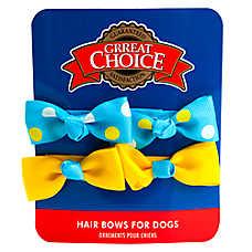 Grreat Choice® Polka Dot Hair Bow Set