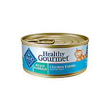 BLUE Healthy Gourmet® Meaty Morsels Chicken Adult Cat Food