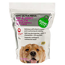 GNC Pets® Hip & Joint Health Soft Chews
