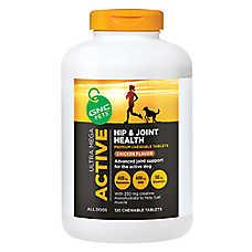 GNC Pets® Ultra Mega Sport Hip & Joint Health Chewable Tablet