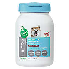 GNC Pets® Ultra Mega Probiotic Formula Chewable Tablet