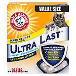 ARM & HAMMER™ Ultra Last Baking Soda Coated Cat Litter