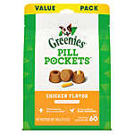 GREENIES® Pill Pockets® Capsule Dog Treat