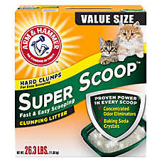 ARM & HAMMER™ Multi-Cat Extra Strength Unscented Cat Litter