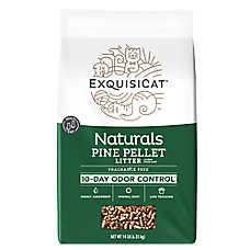 ExquisiCat® Naturals Pine Cat Litter