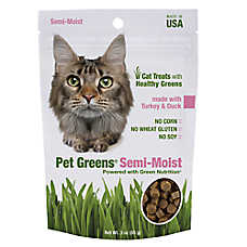 Pet Greens® Semi Moist Cat Treats