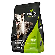 Nulo MedalSeries Senior Dog Food - Grain Free, Chicken & Lentils