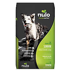 Nulo MedalSeries Senior Dog Food - Grain Free, Chicken & Lentils