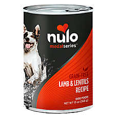 Nulo MedalSeries Dog Food - Grain Free, Lamb & Lentils