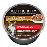 Authority® Chef's Entrees Stew Cat Food