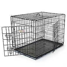 Majestic Pet Double Door Dog Crate