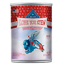 BLUE™ Love You Stew Valentine's Day Feast Dog Food