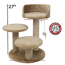 "Majestic Pet 27"" Casita Cat Tree"