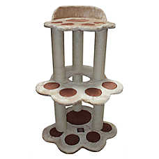 "Majestic Pet 37"" Casita Cat Tree"