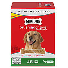 Milk-Bone® Brushing Chews Dental Treats