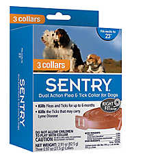SENTRY® Flea & Tick Dog Collar