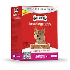 Milk-Bone® Brushing Chews Dental Treats