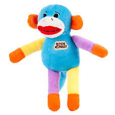 "Puppies""R""Us™ Sock Monkey Dog Toy (COLOR VARIES)"