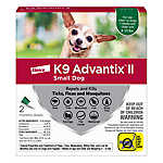 K9 advantix® II Under 10 Lb Dog Flea & Tick Treatment