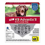 K9 advantix® II Over 55 Lb Dog Flea & Tick Treatment