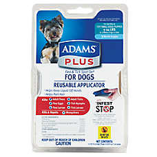 Adams™ Plus 5-14LB Dog Flea & Tick Protection