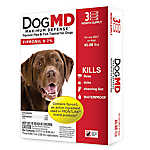 Dog MD™ Maximum Defense 45-88 Lb Dog Flea & Tick Treatment