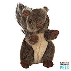 Martha Stewart Pets® Squirrel Dog Toy - Squeaker