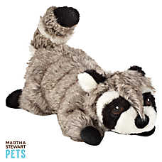 Martha Stewart Pets® Raccoon Dog Toy