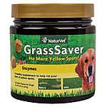 NaturVet GrassSaver Dog Chewable