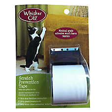 Whisker City® Scratch Prevention Tape