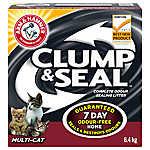 ARM & HAMMER™ Clump & Seal Multi-Cat Litter