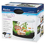 Aqueon® LED Mini Bow Aquarium Kit