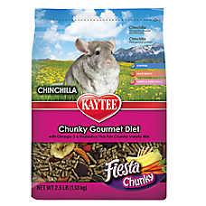 KAYTEE® Fiesta® Chunky Chinchilla Food
