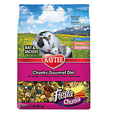 KAYTEE® Fiesta® Chunky Rat & Mouse Food