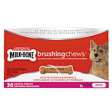 Milk-Bone® Brushing Chews Value Pack Dental Dog Treat