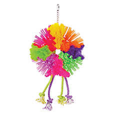 Prevue Pet Products Calypso Spunky Bird Toy