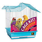 Prevue Pet Products Round Roof Bird Cage Kit