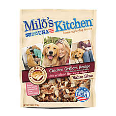 Milo's Kitchen Dog Treat - Chicken Grillers