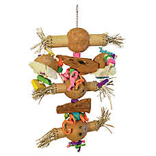 Prevue Pet Products Bodacious Bites Bird Toy