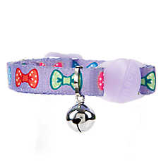 Whisker City® Fashion Bow Cat Collar
