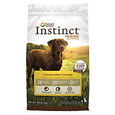 Nature's Variety® Instinct® Grain Free Dog Food