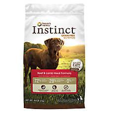 Nature's Variety® Instinct® Grain Free Dog Food