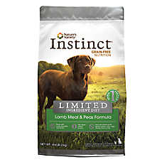 Nature's Variety® Instinct® Limited Ingredient Diet Dog Food - Grain Free