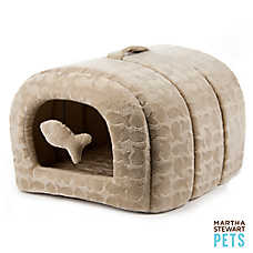 Martha Stewart Pets® Burnout Cat Bed