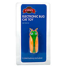 Grreat Choice® Electronic Bug Cat Toy