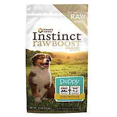 Nature's Variety® Instinct® Raw Boost Puppy Food - Grain Free, Chicken Meal