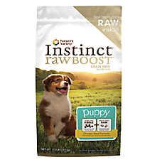 Nature's Variety® Instinct® Raw Boost Puppy Food - Grain Free, Chicken Meal