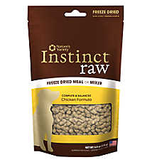 Nature's Variety® Instinct® Raw Freeze Dried Dog Food